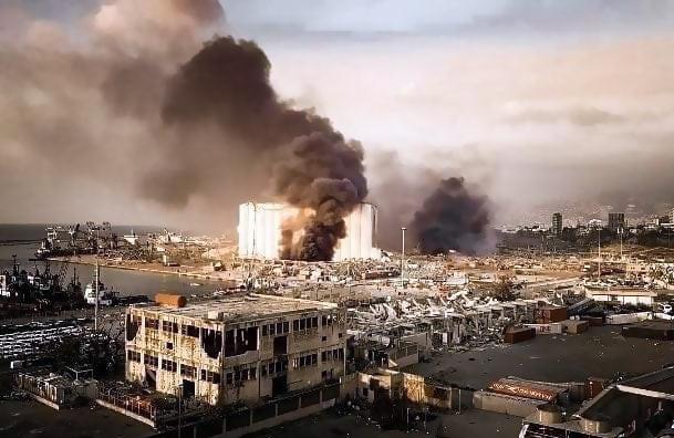 إنفجار بيروت